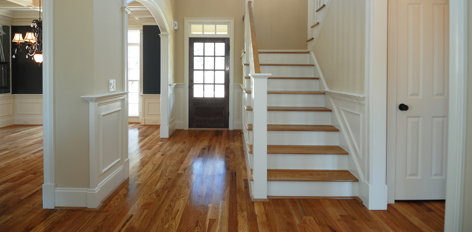 New Hampshire Hardwood Floor Refinishing