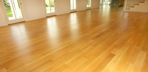 New Hampshire Hardwood Floor Refinishing Company Restore
